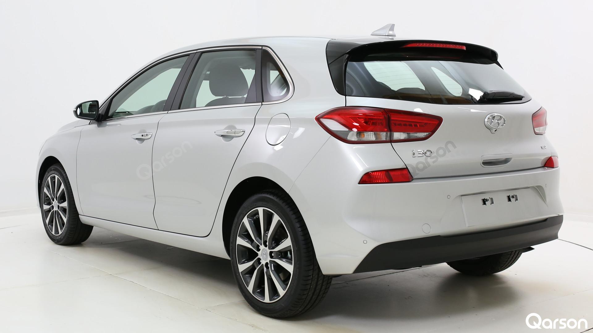 Hyundai I30 Iii 5d Benzyna Na Abonament W Ofercie Qarsona