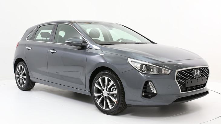 Hyundai i30 III 5D