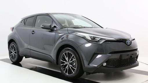 Toyota C-HR I Facelift COMFORT w abonamencie