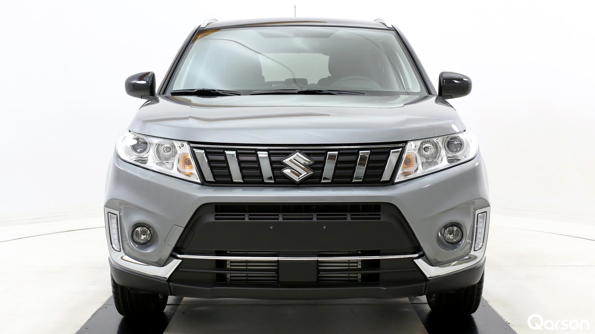 Suzuki Vitara Facelift Widok przodu samochodu