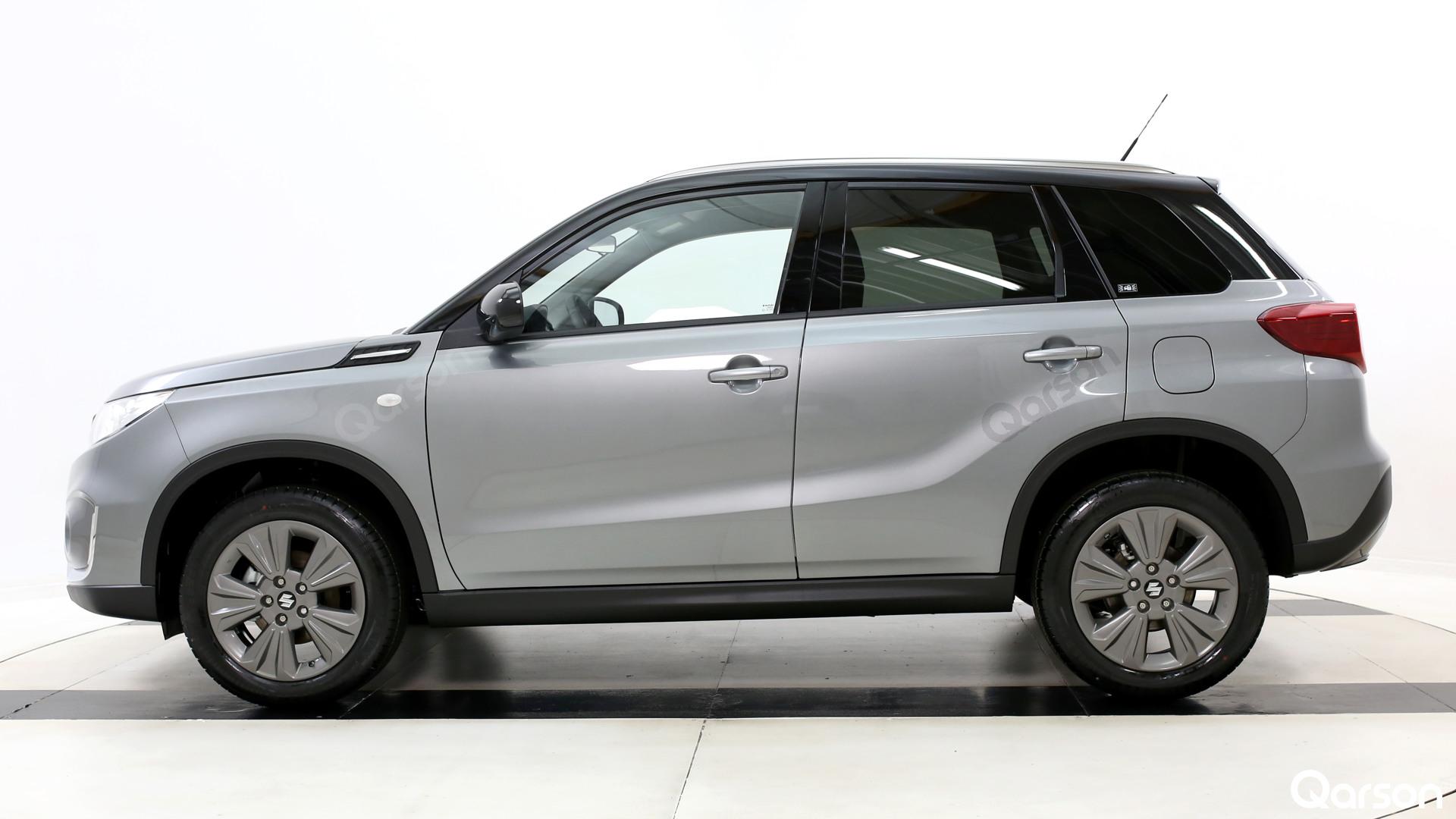 Suzuki Vitara Facelift Widok samochodu z lewego boku