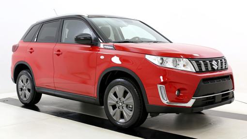 Suzuki Vitara Facelift PREMIUM w abonamencie