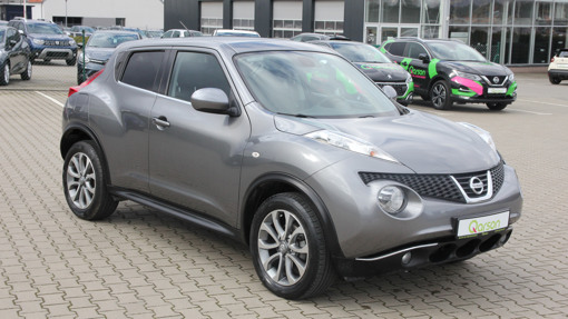 Juke I Facelift CONNECT EDITION