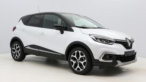 Renault Captur I Facelift LIMITED w abonamencie