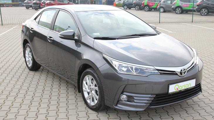 Toyota Corolla XI Facelift