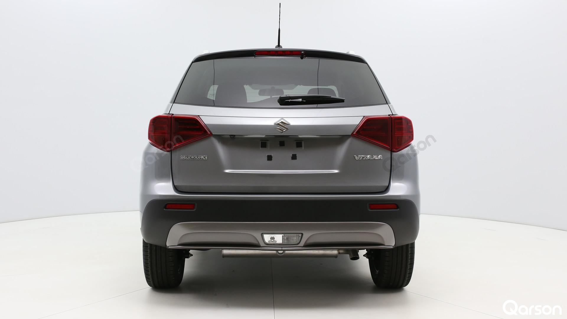 Suzuki Vitara Facelift Widok tyłu auta