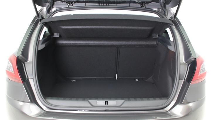 Peugeot 308 II Facelift 5D