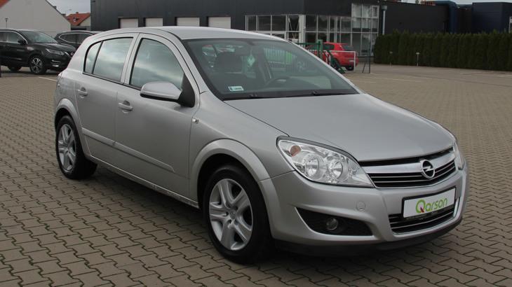 Opel Astra III 5D