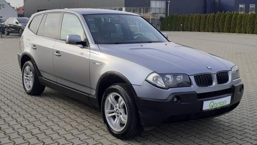 X3 (E83) SUV 2.0D